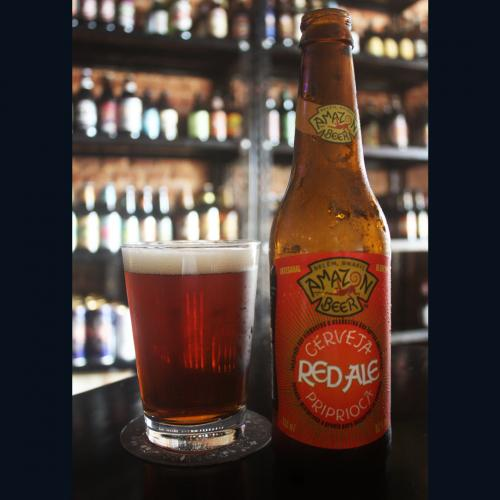 Amazon Beer Red Ale Priprioca